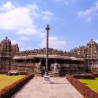 A rare,hidden gem of a temple near Bangalore – VEERA NARAYANA TEMPLE, BELAVADI