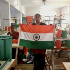 Bengeri- India's ONLY AUTHORISED NATIONAL FLAG PRODUCTION UNIT