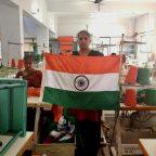 Bengeri- India's ONLY AUTHORISED NATIONAL FLAG PRODUCTION UNIT